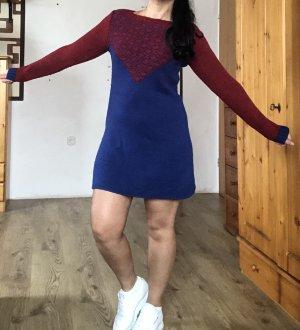 Wollkleid,pulloverkleid, Winterkleid