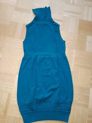 s.Oliver Vestido de lana azul cadete