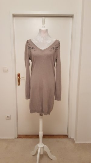 Axara Woolen Dress multicolored cashmere