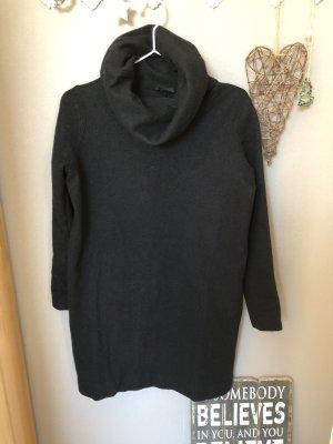 COS Wollen jurk zwart