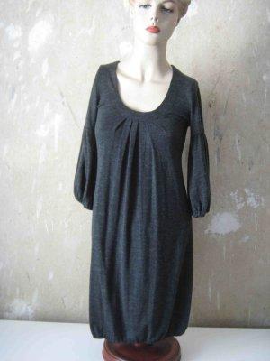 H&M Wollen jurk antraciet
