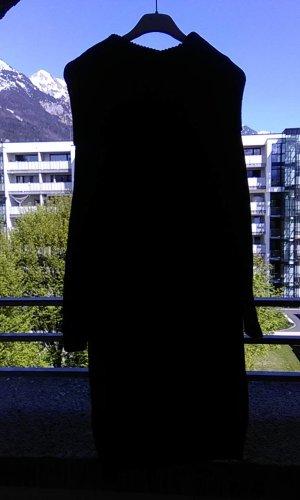 Esprit Maglione lungo nero Cotone