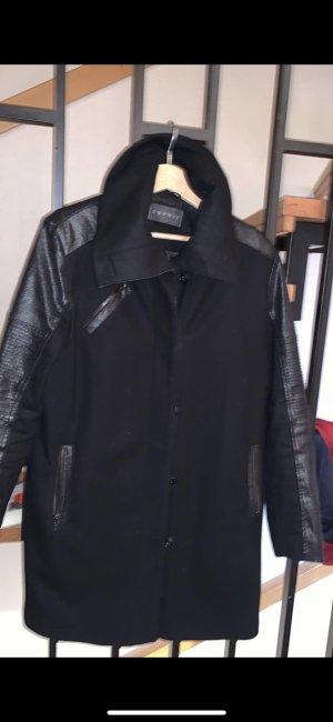 Esprit Giacca di lana nero