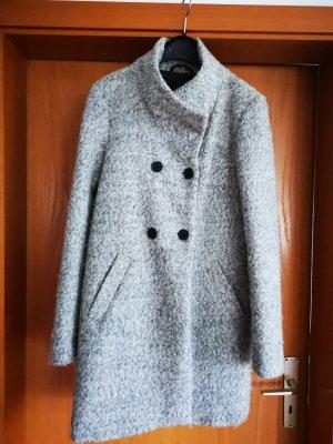 Only Cappotto corto grigio chiaro