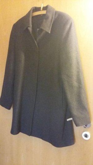 Street One Manteau en laine gris foncé