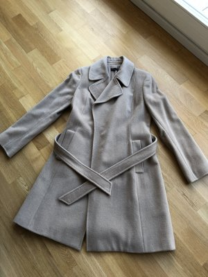 Adolfo Dominguez Wool Coat camel