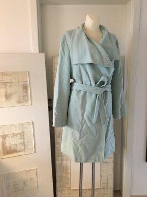 ae elegance Wool Coat sage green-natural white