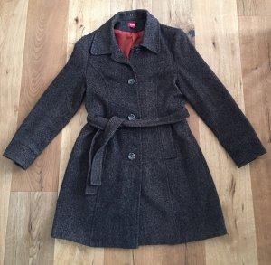 Wool Coat multicolored