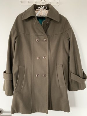 Drykorn Manteau en laine multicolore