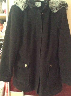 C&A Cappotto corto nero