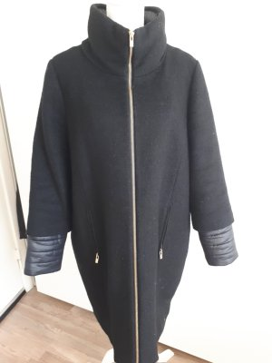 Wollmantel kurz Mantel Jacke Reversed