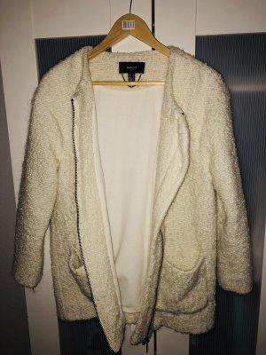 Zara Manteau blanc cassé