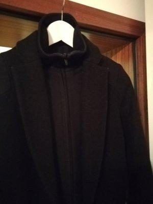 Comptoir des Cotonniers Cappotto in lana nero