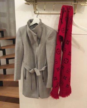 Vero Moda Manteau en laine gris