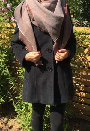 Carnabys Wool Coat black-anthracite