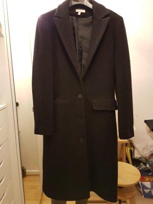 Kookai Abrigo de lana negro