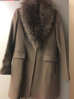 Liu jo Cappotto marrone-grigio