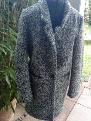 Maison Scotch Wool Coat multicolored mixture fibre