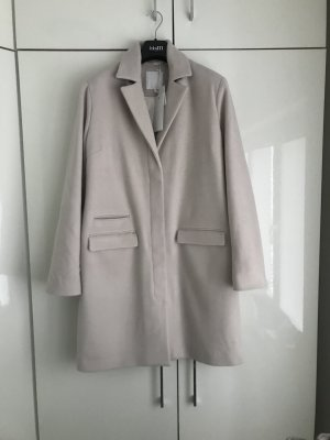 mbyM Cappotto in lana bianco sporco