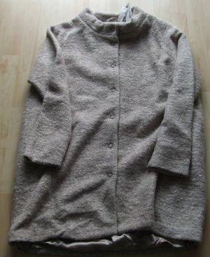 Nile Abrigo de lana nude Acrílico