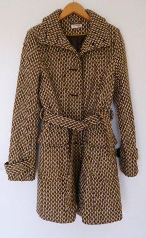 Wollmantel von Orsay mit Gürtel