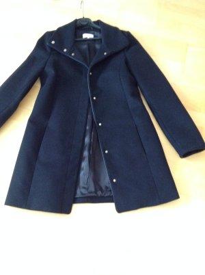 Patricia Pepe Wool Coat black wool