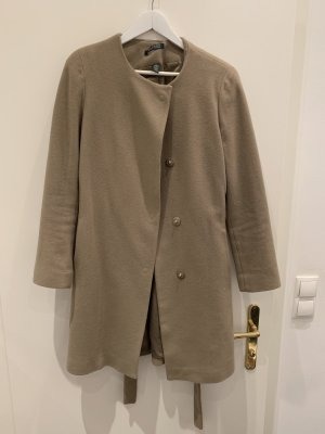 Lauren by Ralph Lauren Wool Jacket beige