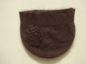 Wollmütze braun von Clockhouse