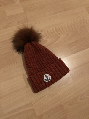 (The Mercer) NY Fur Hat orange