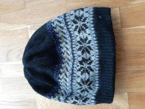 Fabric Hat multicolored wool