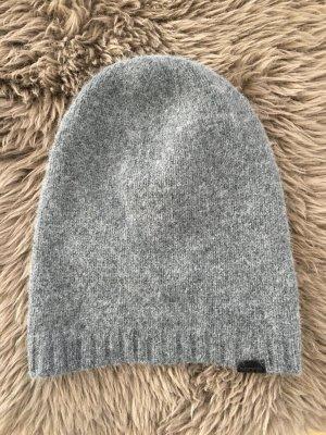 Wollmütze Marc O´Polo grau Neu