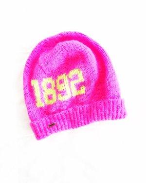 Abercrombie & Fitch Chapeau en tricot multicolore