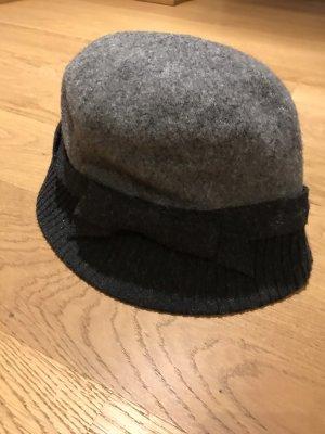 Maya Cloche Hat anthracite-grey
