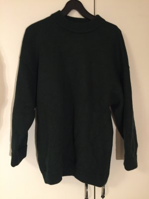 COS Maglione di lana verde bosco
