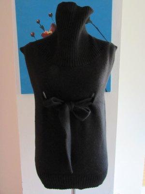 Atos Lombardini Sweater met korte mouwen zwart