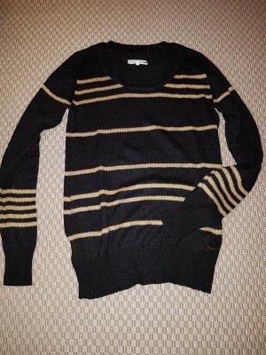 Billabong Jersey negro-color oro