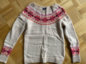 Darling Harbour Wool Sweater multicolored