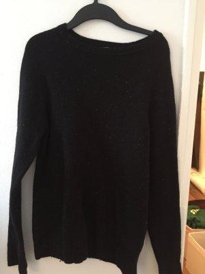 H&M L.O.G.G. Sweater zwart