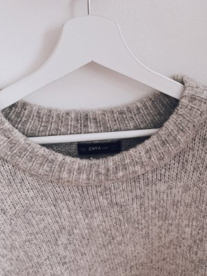 Zara Wool Sweater grey