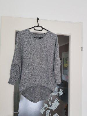 Colloseum Wool Sweater light grey-grey