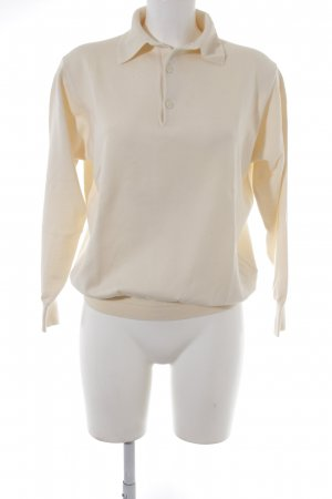Wollpullover creme Casual-Look