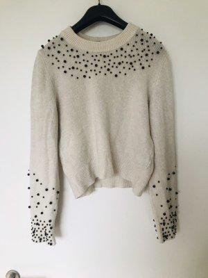H&M Wool Sweater cream