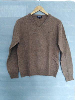Gant Maglione di lana multicolore Lana