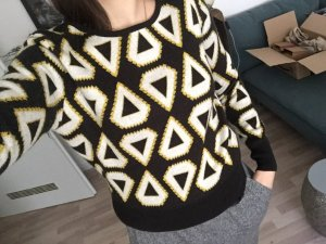 Wollpullover im Retro Look H&M