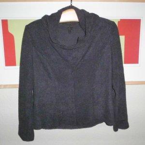 Wollpullover in Frottee Optik, Krines Pullover