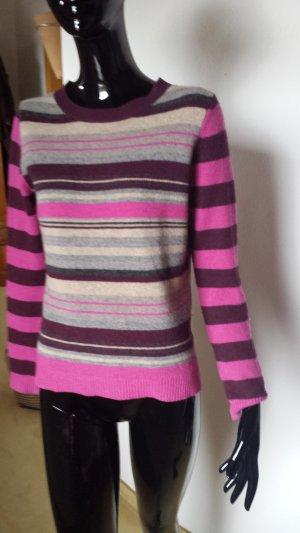 Jersey de lana multicolor Lana