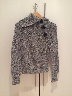 Main Street Womens Wear Jersey de lana multicolor