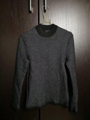 COS Fashion multicolored wool