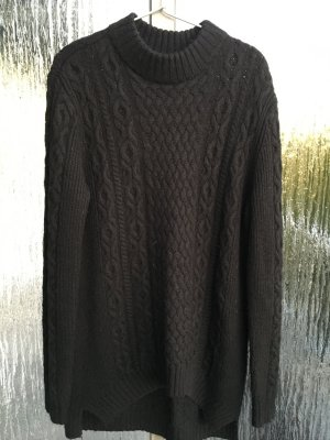 COS Oversized Sweater black