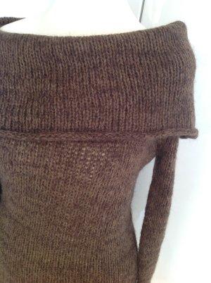 Wollpullover von Esprit dunkelbraun